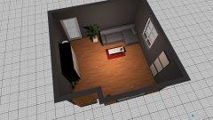 Raumgestaltung Alex Neues Zimmer 3 in der Kategorie Wohnzimmer