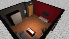 Raumgestaltung Alex Neues Zimmer in der Kategorie Wohnzimmer