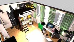 Raumgestaltung Alex Wohnzimmer in der Kategorie Wohnzimmer