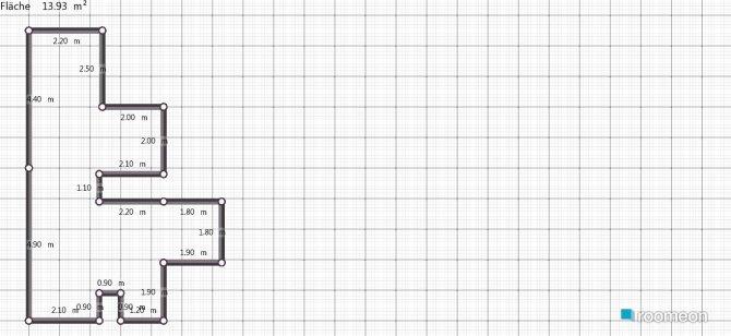 Raumgestaltung alex in der Kategorie Wohnzimmer