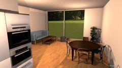Raumgestaltung Alexander neue Wohnung 1 in der Kategorie Wohnzimmer