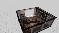 Raumgestaltung Alice 2 in der Kategorie Wohnzimmer