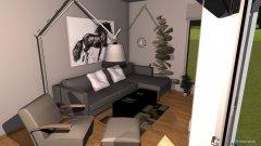 Raumgestaltung Alina und Tim in der Kategorie Wohnzimmer