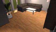 Raumgestaltung Alina-WZ-1 in der Kategorie Wohnzimmer