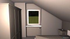 Raumgestaltung Alisas Zimmer in der Kategorie Wohnzimmer