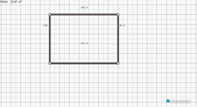 Raumgestaltung alpha in der Kategorie Wohnzimmer
