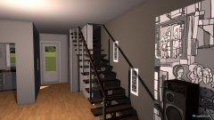 Raumgestaltung alte Wohnung in der Kategorie Wohnzimmer