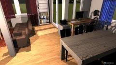 Raumgestaltung Alte Ziegelei in der Kategorie Wohnzimmer