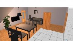 Raumgestaltung Altendorf_Wohnzimmer in der Kategorie Wohnzimmer