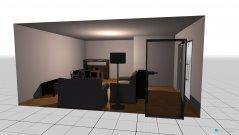 Raumgestaltung altes wohnzimmer in der Kategorie Wohnzimmer