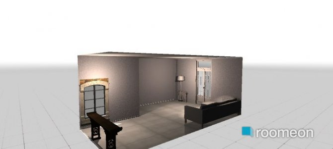 Raumgestaltung Althania in der Kategorie Wohnzimmer