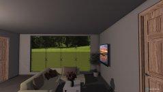 Raumgestaltung Am Hang 21 in der Kategorie Wohnzimmer