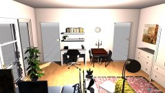 Raumgestaltung Amselweg in der Kategorie Wohnzimmer