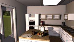 Raumgestaltung An den Birken Grundriss Variante 2 in der Kategorie Wohnzimmer