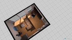 Raumgestaltung Anbau millel in der Kategorie Wohnzimmer
