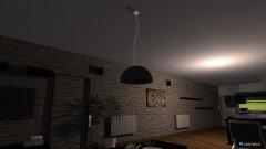 Raumgestaltung Anbau in der Kategorie Wohnzimmer