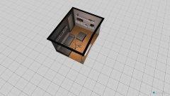 Raumgestaltung andi wohnzimmer in der Kategorie Wohnzimmer