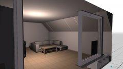 Raumgestaltung Andre Test 1 in der Kategorie Wohnzimmer