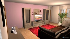 Raumgestaltung Andrej3 in der Kategorie Wohnzimmer