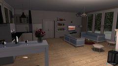 Raumgestaltung Andriana in der Kategorie Wohnzimmer