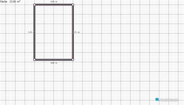 Raumgestaltung Anfang1 in der Kategorie Wohnzimmer