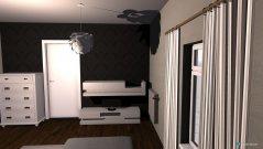 Raumgestaltung anfang in der Kategorie Wohnzimmer