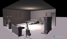 Raumgestaltung angela in der Kategorie Wohnzimmer