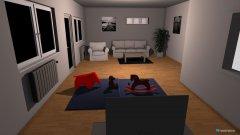 Raumgestaltung angi wohnung wohnzimmer  in der Kategorie Wohnzimmer