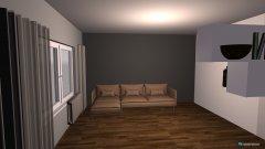 Raumgestaltung ania i piotrek in der Kategorie Wohnzimmer