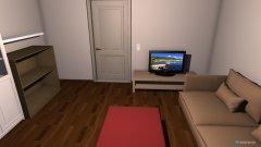 Raumgestaltung Anicets Wohnzimmer in der Kategorie Wohnzimmer