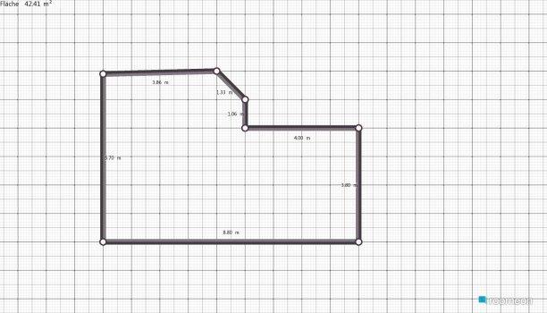 Raumgestaltung anna in der Kategorie Wohnzimmer