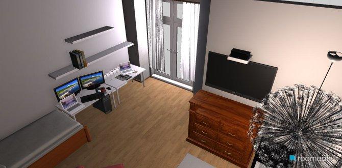 Raumgestaltung Annas Zimmer in der Kategorie Wohnzimmer