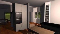 Raumgestaltung Anne-Frank-Str in der Kategorie Wohnzimmer