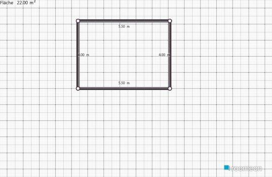 Raumgestaltung anne in der Kategorie Wohnzimmer