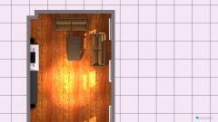 Raumgestaltung Ansicht west in der Kategorie Wohnzimmer