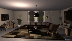 Raumgestaltung Antesala-Zary in der Kategorie Wohnzimmer
