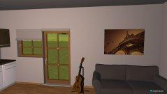 Raumgestaltung Apartment_Fast Fertig in der Kategorie Wohnzimmer