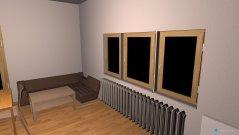 Raumgestaltung Apartment_NEU in der Kategorie Wohnzimmer