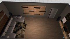 Raumgestaltung Apensen in der Kategorie Wohnzimmer
