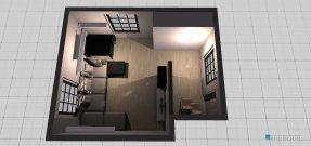Raumgestaltung aqua in der Kategorie Wohnzimmer