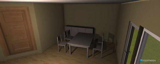 Raumgestaltung arg in der Kategorie Wohnzimmer