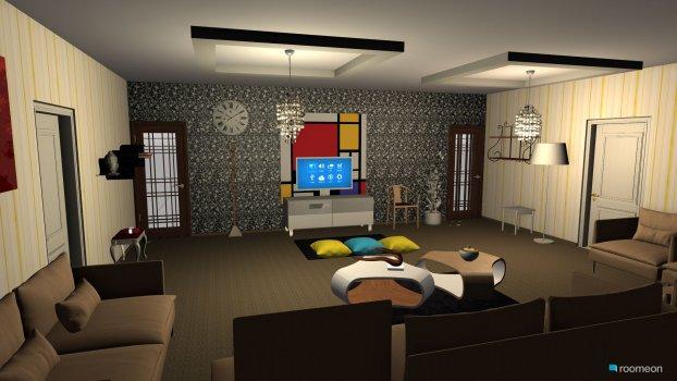 Raumgestaltung arnop in der Kategorie Wohnzimmer