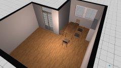 Raumgestaltung as in der Kategorie Wohnzimmer