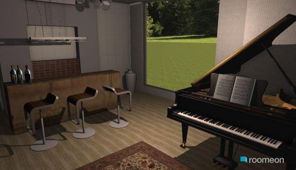Raumgestaltung ATE LEN LEN  in der Kategorie Wohnzimmer