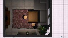 Raumgestaltung Ati's Living room in der Kategorie Wohnzimmer
