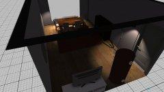 Raumgestaltung Auf dem Stützgen in der Kategorie Wohnzimmer