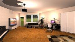 Raumgestaltung Auftrag in der Kategorie Wohnzimmer