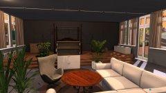 Raumgestaltung Aula in der Kategorie Wohnzimmer