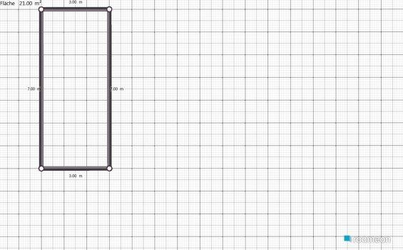 Raumgestaltung aupair in der Kategorie Wohnzimmer