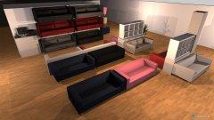 Raumgestaltung Ausstelung in der Kategorie Wohnzimmer